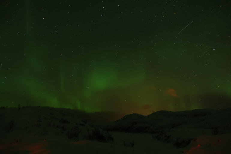 Small Group Northern Lights Chase from Tromso