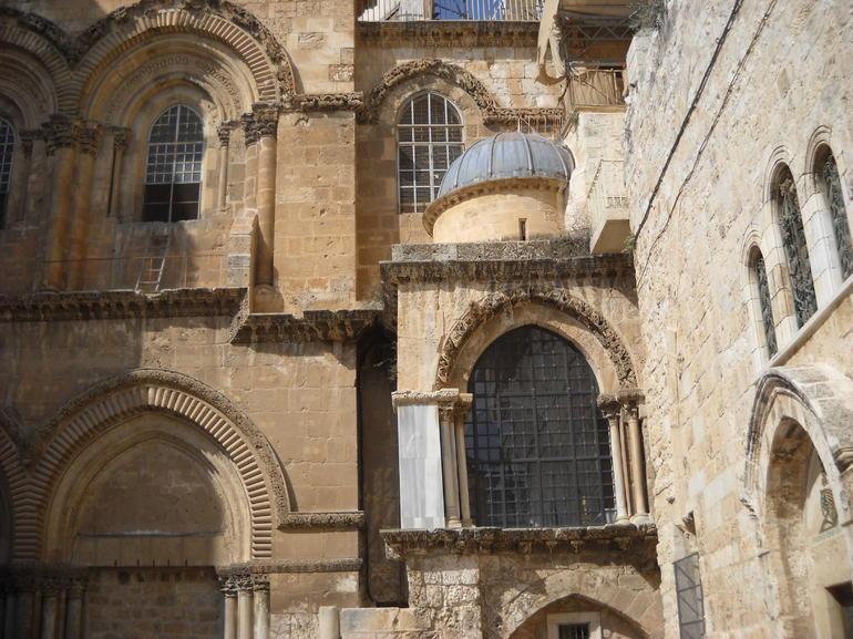 Jerusalem Tour from Tel Aviv: In the Footsteps of Jesus