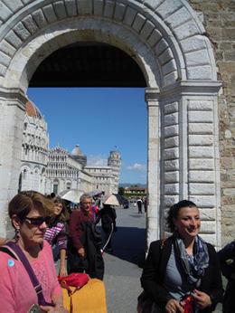 entrance way , patricia s - May 2017