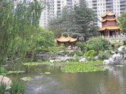 The Chinese garden , davenewlyn - January 2018