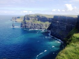 Cliffs of Moher , Cordula S - August 2015