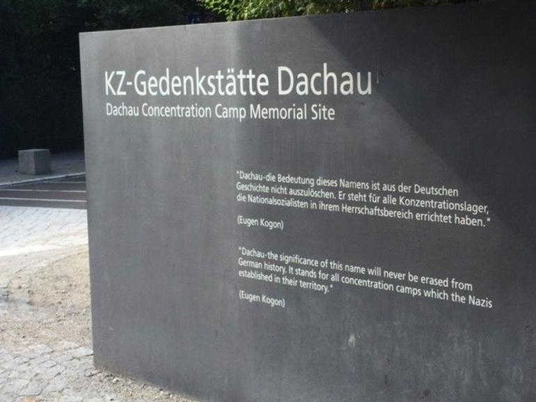 Munich WWII Combo: Dachau Concentration Camp Memorial Site and Third Reich Walking Tour photo 11
