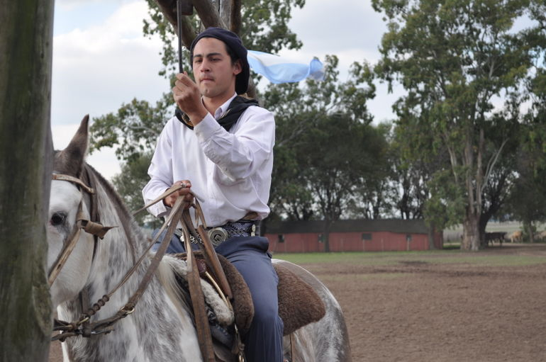 Gaucho Day Trip from Buenos Aires: Don Silvano Ranch photo 14