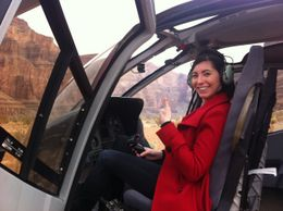 Grand Canyon Helicopter Tour, Blanca - July 2012