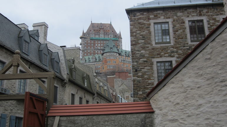 In Quebec.. - Montreal