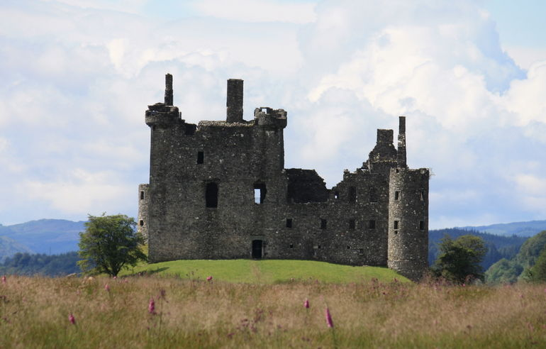 Kilchurn Castle - Edinburgh