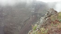 Looking into the crater. , Michael D - October 2012