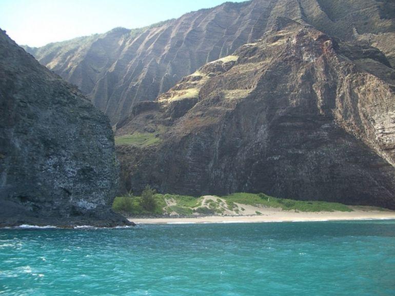 Na Pal Coastline - Kauai