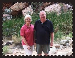 We loved seeing the Black Footed Rock Wallabies! , Karla H - September 2016