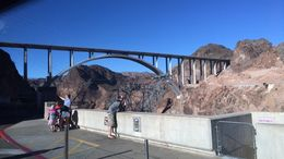 Hoover Dam Bypass Bridge - July 2016