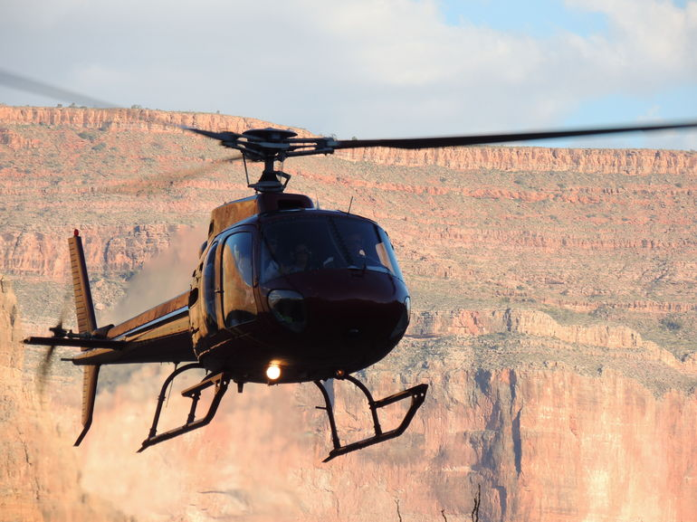 Sunset helicopter tour - Las Vegas