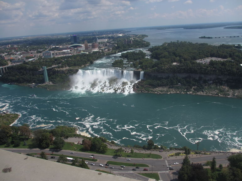 The Falls - Niagara Falls & Around
