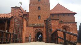 Trakai Island Castle , Alison M - June 2016