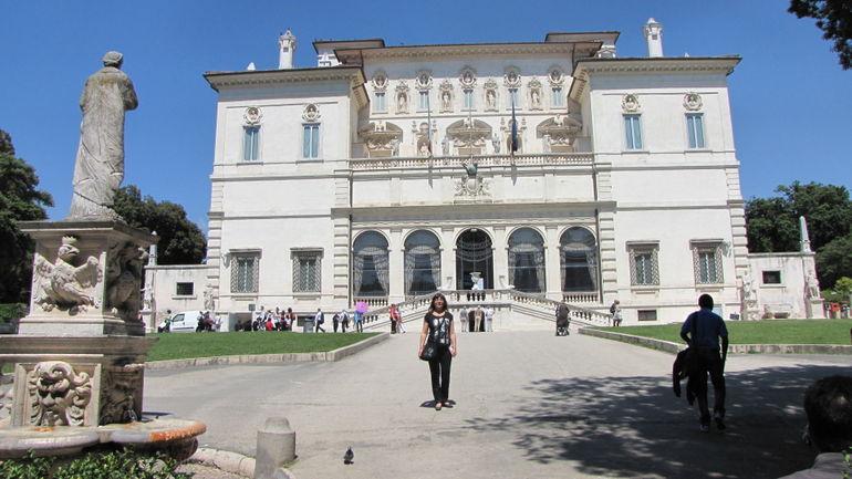 VILLA BORGHESE (1) - Rome
