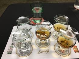 Rum tasting. , Nancy D - October 2016