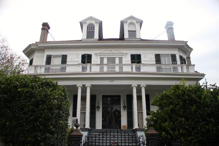 Garden District And Lafayette Cemetery Tour New Orleans
