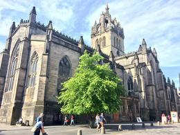 St. Giles Cathedral , Cecelia K - July 2017