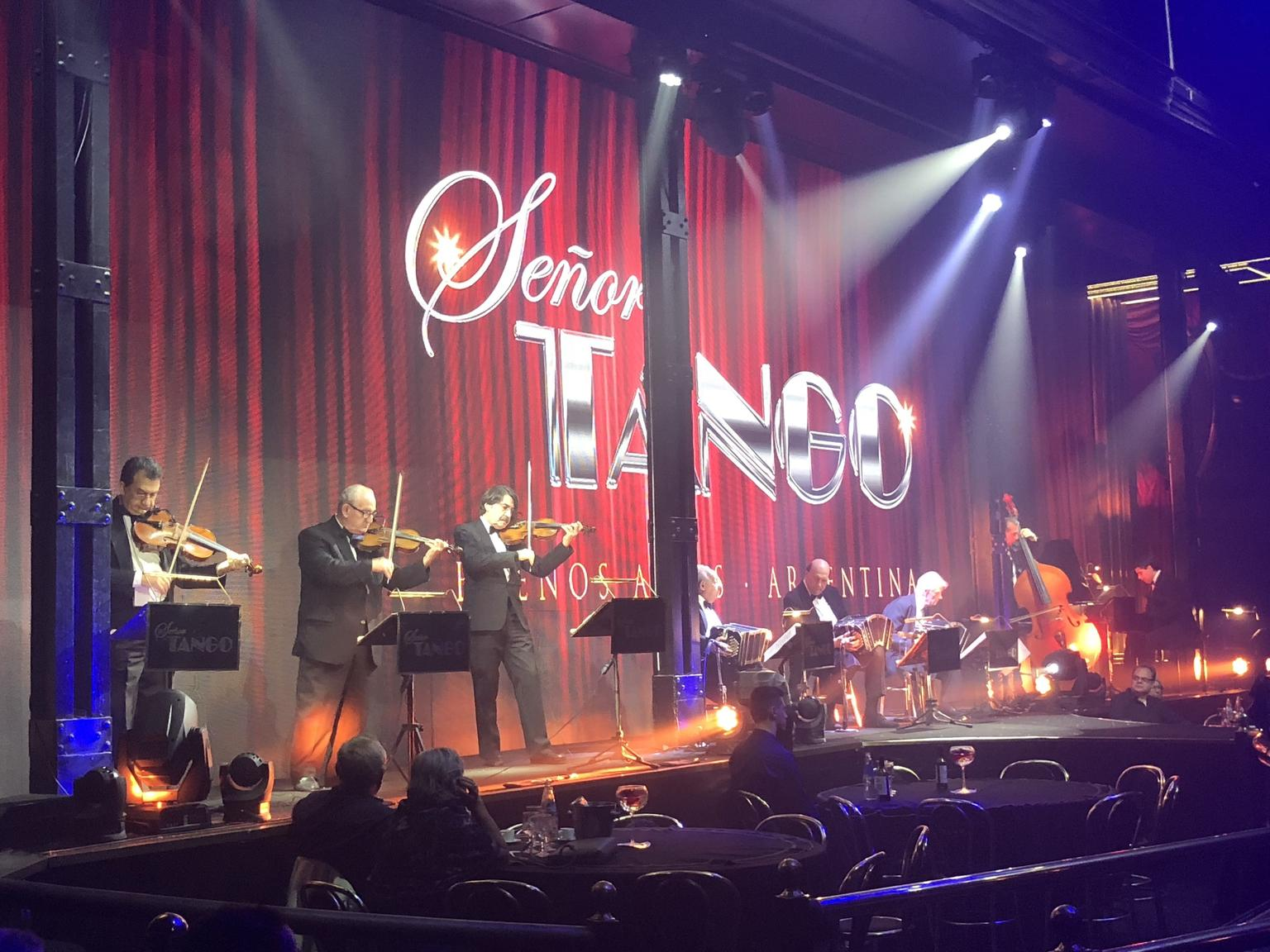 MAIS FOTOS, Buenos Aires: Señor Tango Dinner & Show