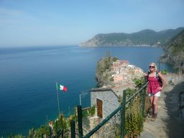 leaving Vernazza, AlexB - July 2012