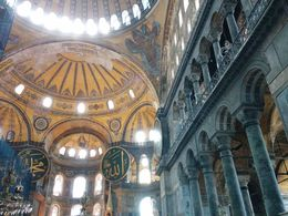 Hagia Sophia, so beautiful, Dario M - July 2014