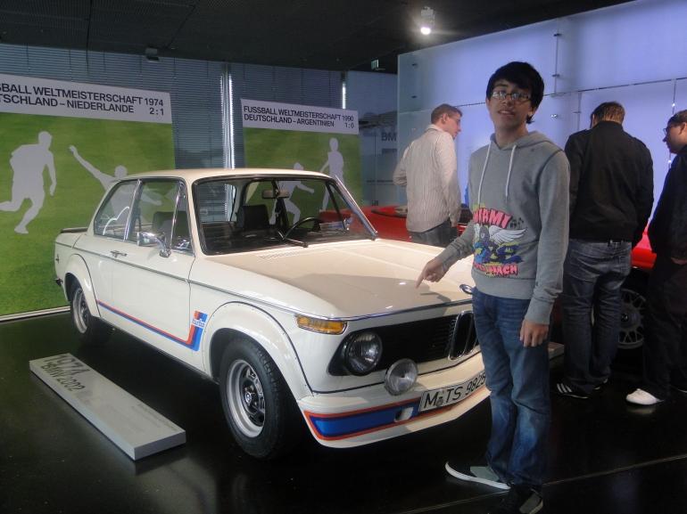 BMW center - Munich