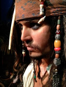 Johnny Depp, indieandiejones - May 2012