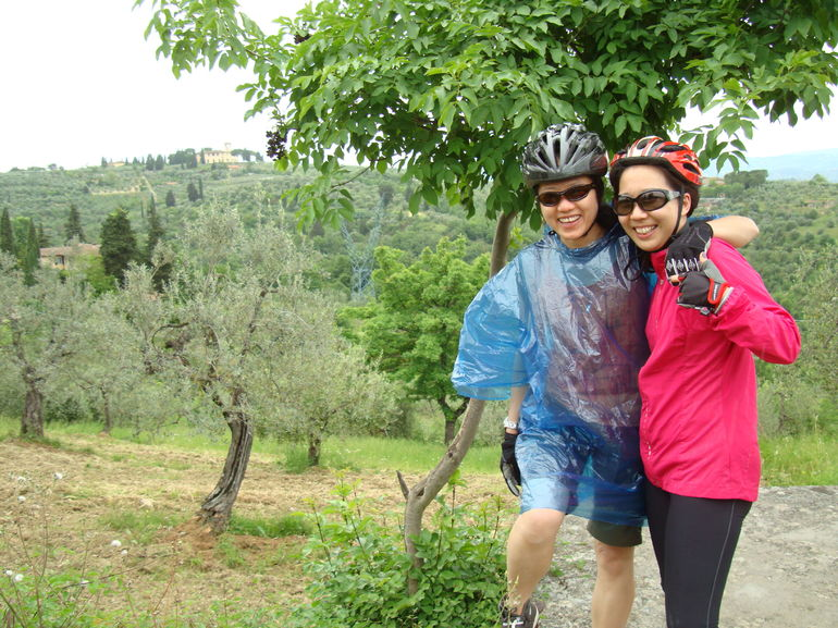 Tuscany Bike or E-Bike Tour from Florence with Tuscan lunch photo 30