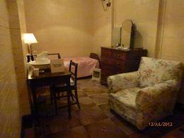 Winston Churchill sleeping quarters , Lindsay E - March 2013
