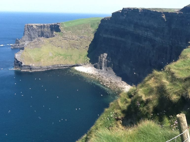 Cliffs - Dublin