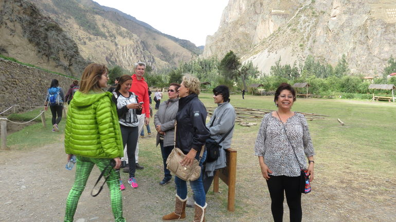 Sacred Valley of the Incas, Pisac, Awanacancha & Ollantaytambo Tour photo 28