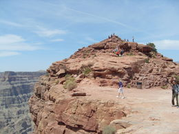 top of guano point , val - May 2012