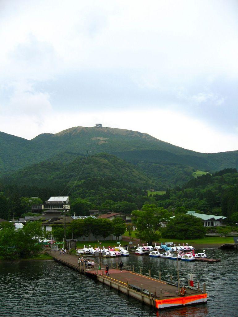 Hakone Komagatake Ropeway - Tokyo