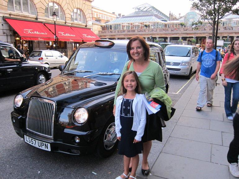 harry potter black taxi tour 2, london, england.JPG - England