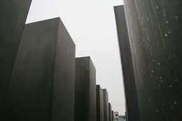 Holocaust Memorial, Martin W - December 2008