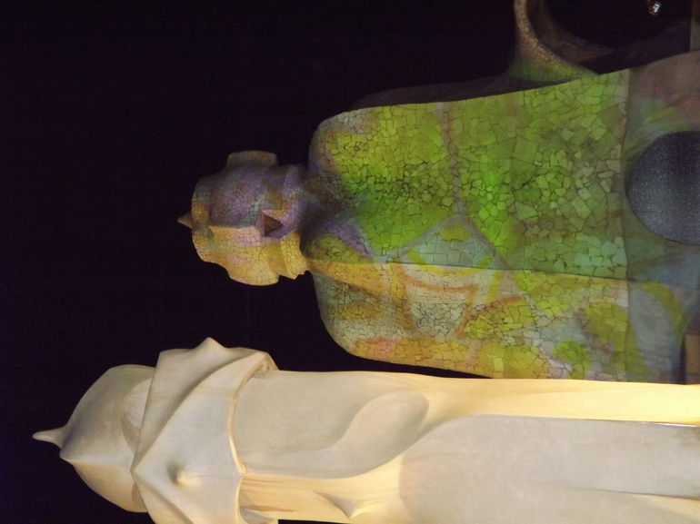 La Pedrera Night Experience: Visit + Audiovisual Display on the Roof Terrace photo 24