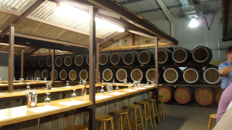 McGuigan wines interior 1 - Sydney
