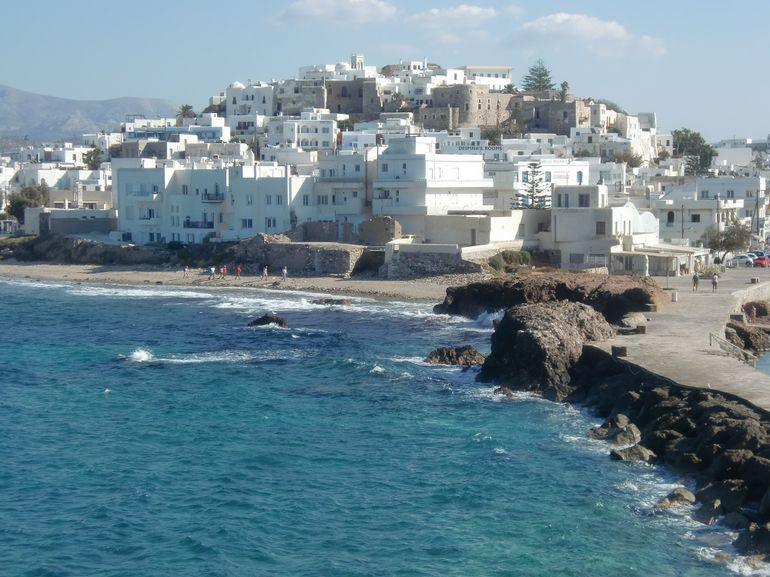Naxos - Santorini