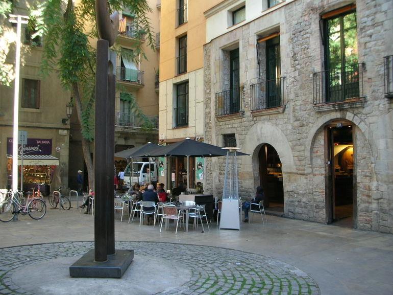 Near Santa Maria Del Mar - Barcelona
