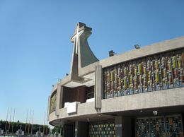 The new Chapel of Guadalupe, Robert G - March 2010
