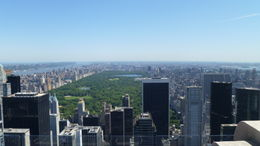 Top of The Rock towards Central Park , Scott H - July 2011