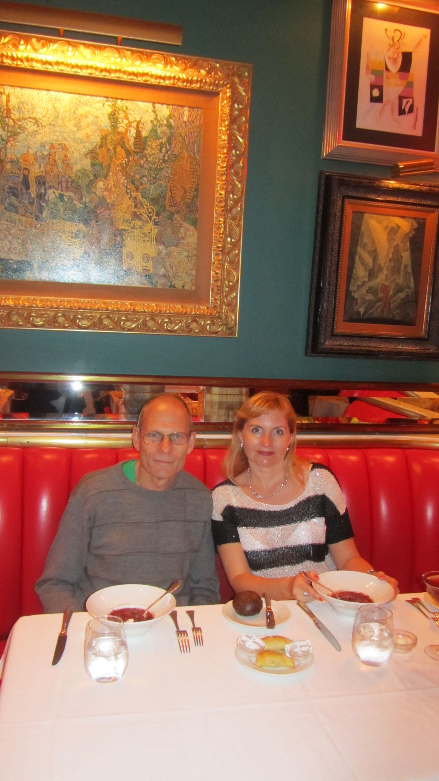 The Russian Tea Room Dining Experience Things to do in New York