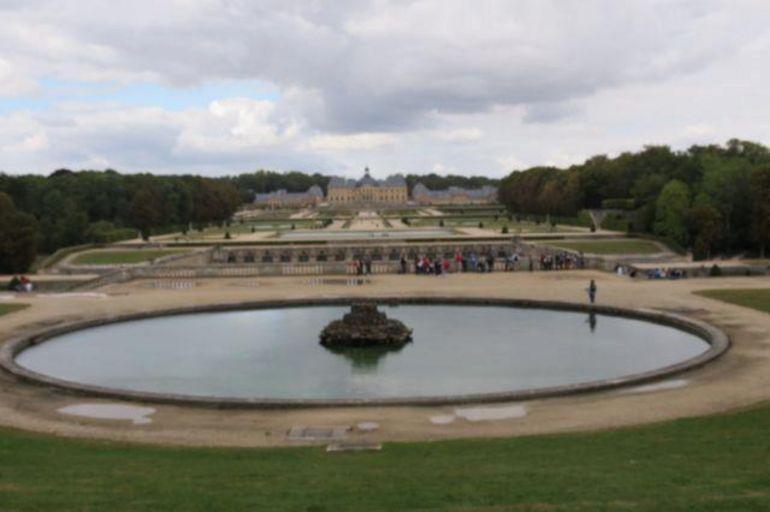 Vaux Le Vicomte - Paris