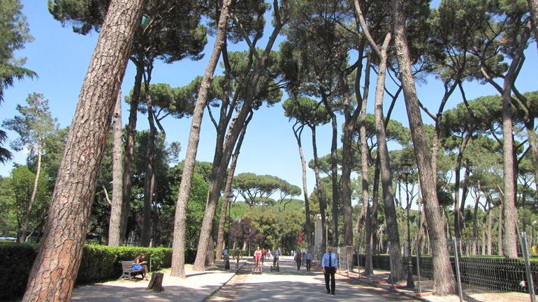VILLA BORGHESE (7) - Rome