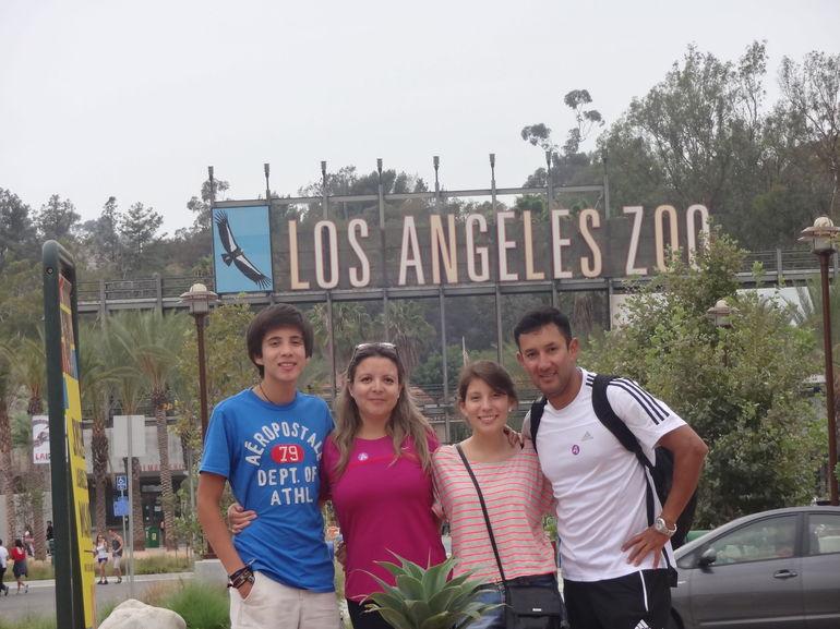 Visita al Museo de Los Angeles - Los Angeles
