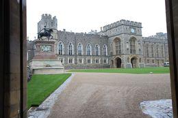 Windsor Castle , Bostocks - February 2013