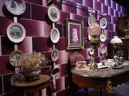 The Weasley house, Professor Umbridge's room , Kyle N - October 2016