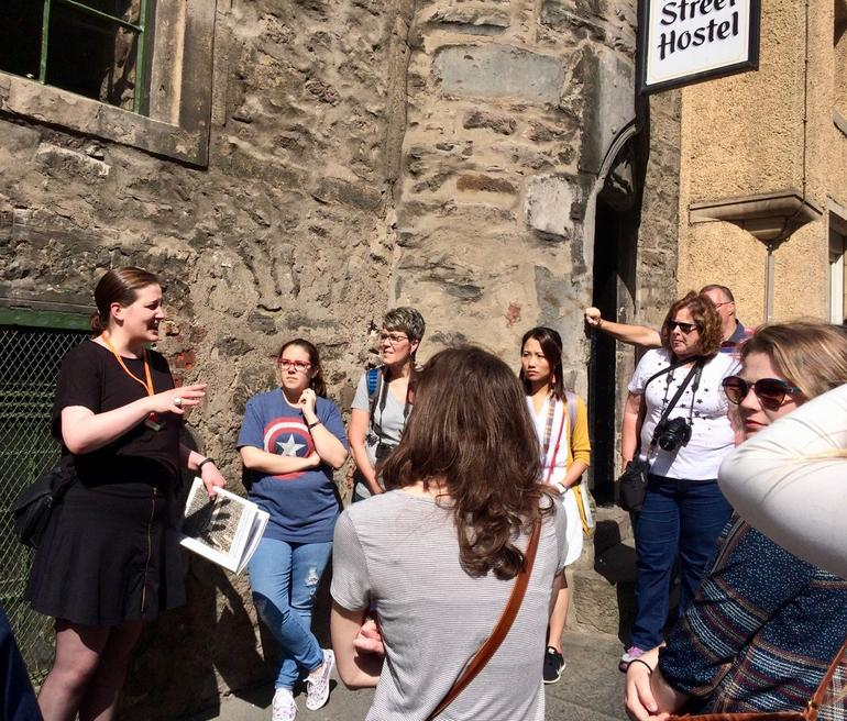 Historical Walking Tour with Optional Skip the Line Entry to Edinburgh Castle photo 27