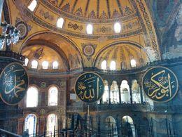 Hagia Sophia, Dario M - July 2014