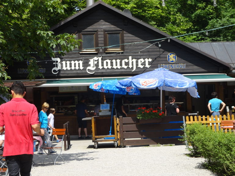 Beer Garden - Munich