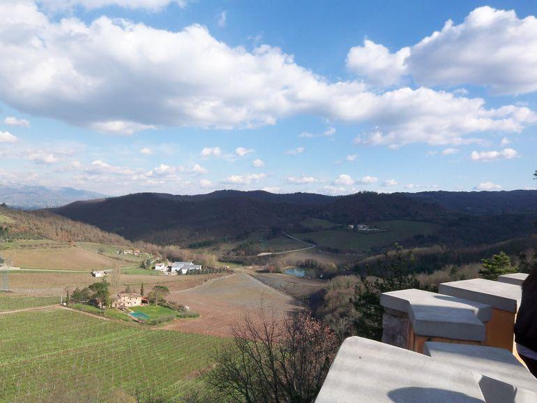 Chianti Hillside - Florence